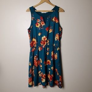 Stitchfix 41Hawthorn Floral Dress
